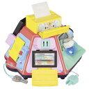 いたずら1歳 やりたい放題ビッグ版リアル+ リアルプラス 025496ピープル8カ月〜知育玩具