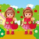 メルちゃんきせかえセット りんごパーカー パイロットインキ 着せ替え人形 めるちゃん 知育玩具 ままごと 女の子 【RCP】