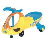 【数量限定目玉商品】オートウォーカーDXオレンジピューレミズタニ乗用玩具のりもの