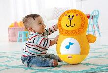【数量限定特価】ゆらゆら!ころりん!ライオンくんフィッシャープライスFisher-Priceマテルベビー玩具おもちゃ知育玩具6ヶ月〜【RCP】