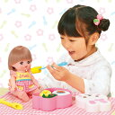 おべんとうセット メルちゃんなかよしパーツ パイロットインキ 着せ替え人形 めるちゃん 知育玩具 ままごと 女の子 【RCP】