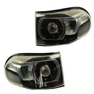 トヨタ FJクルーザー テールライト For 2007-2015 Toyota FJ Cruiser Tail Light LED Red Color Rear lamp 2007-2015のためのトヨタFJクルーザーテールライト赤色LEDリアランプ