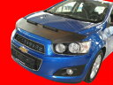 シボレー ノーズブラ Chevrolet Aveo since 2011 CUSTOM CAR ...