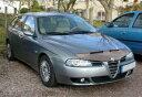 アルファロメオ ノーズブラ ALFA ROMEO 156 2003-2005 CUSTOM...