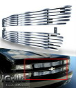 シボレー グリル Billet Grille Stainless Steel 304 Fit 99-...