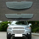 シボレー グリル For Chevrolet Captiva 2012-16 Stainless S...