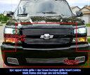 シボレー グリル Fits Chevy Silverado 1500 SS Billet Grill...