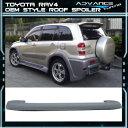 TOYOTA RAV4 スポイラー 01-05 Toyota RAV4 Flush Mount Roof...