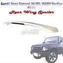 SUZUKI Jimny スポイラー Fiber Glass Rear Wing Spoiler Fit...