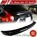NISSAN JUKE  スポイラー UNPAINTED FOR Nissan JUKE F15 SU...