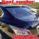 NISSAN Maxima  スポイラー Painted B Type Rear Roof Spoil...