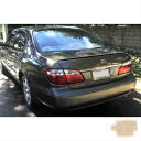 Infiniti I30/I35  スポイラー PAINTED REAR TRUNK BOOT LIP...