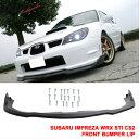 スバル インプレッサ エアロ Fit For 06-07 Subaru Impreza W...