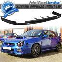 スバル インプレッサ エアロ Fit For 02-03 Subaru Impreza W...