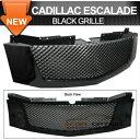 Cadillac Escalade グリル Fit 07-14 Cadillac Escalade Blac...