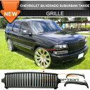 Chevrolet Suburban Tahoe グリル 99-02 Silverado 00-06 Sub...