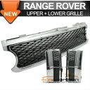 Land Range Range Rover グリル 06-09 Land Range Rover Hse ...