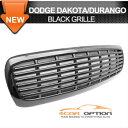 Dodge Dakota Durango グリル 97-03 Dodge Dakota Durango 2D...