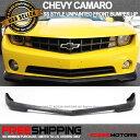 USパーツ 10-13シボレーカマロV6 SSスタイルフロントバンパーリップ未塗装 - PUポリウレタン 10-13 Chevrolet Camaro V6 SS Style Front Bumper Lip Unpainted - PU Poly Urethane
