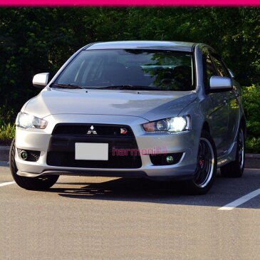USパーツ 三菱ランサーフロントバンパーマスクポリウレタン Fit For 2008-2015 Mitubishi Lancer Front Bumper Mask Polyurethane