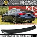 USパーツ USA Stock 16-17 Maxima OE2トランク・スポイラー・...