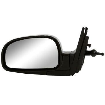 USミラー 新しいミラースムーズな左手のドライバーサイドLH、サンタフェの寿命保証付 New Mirror Smooth Left Hand Driver Side LH for a Santa Fe With Lifetime Warranty