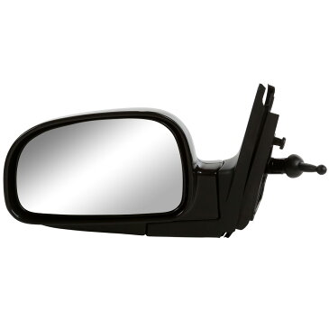 USミラー 新しいミラー滑らかな左手の運転手側LHのサンタフェ New Mirror Smooth Left Hand Driver Side LH for a Santa Fe