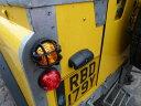 US ライトガード プロテクター ランドローバーシリーズ3ディ...