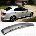 USスポイラー06-13レクサスIS250IS3504DoorOEスタイル無塗装ルーフスポイラー-ABS06-13LexusIS250IS3504DoorOEStyleUnpaintedRoofSpoiler-ABS