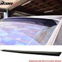 USスポイラー 03-04日産スカイラインV35 4DR VRSスタイルルーフスポイラーウイング未塗装 - PUF For 03-04 Nissan Skyline V35 4DR VRS Style Roof Spoiler Wing Unpainted - PUF