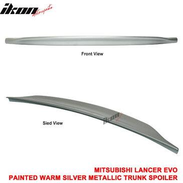 USスポイラー 販売! 08-17ランサーEVO X ABS MR GSR JDMダックビルトランク・スポイラー翼塗装 SALE! 08-17 Lancer EVO X ABS MR GSR JDM Duckbill Trunk Spoiler Wing Painted