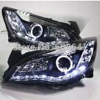 USヘッドライト[右ハンドル・日本仕様]Opel Astra LEDエンジェルアイヘッドランプ2010 - 2011 LD V for Opel Astra LED Angel Eye Head Lamp 2010 - 2011 LD V1