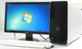 DELL Studio XPS 8000-2670MT■22液晶セット (デル Windows7 Corei5 DVDスーパーマルチドライブ グラボ ビデオカード GeForce) 【中古】 【中古パソコン/中古PC】