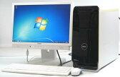 DELL Studio XPS 8000-2670MT■19W液晶セット (デル Windows7 Corei5 DVDスーパーマルチドライブ グラボ ビデオカード GeForce) 【中古】 【中古パソコン/中古PC】