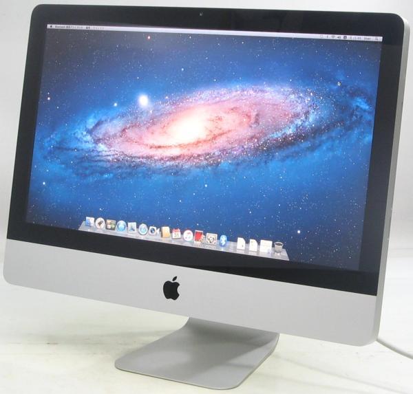パソコン, デスクトップPC Apple iMac MB950JA(Core2Duo 3.06GHz 4GB HDD500GB 21.5 GeForce MacOS 10.7.5) MAC