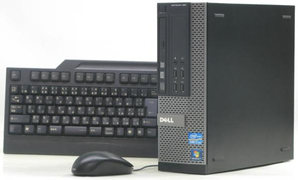 パソコン, デスクトップPC  DELL Optiplex 990-3400SF( Windows7 Corei7 DVD)PC