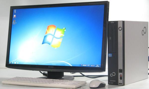 パソコン, デスクトップPC  FMV-D551D27( Windows7 Corei3)PC