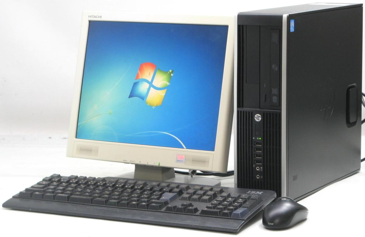 パソコン, デスクトップPC  HP Compaq Pro 6300 SFF-347015( Windows7 Corei5 GeForce HDMI)PC