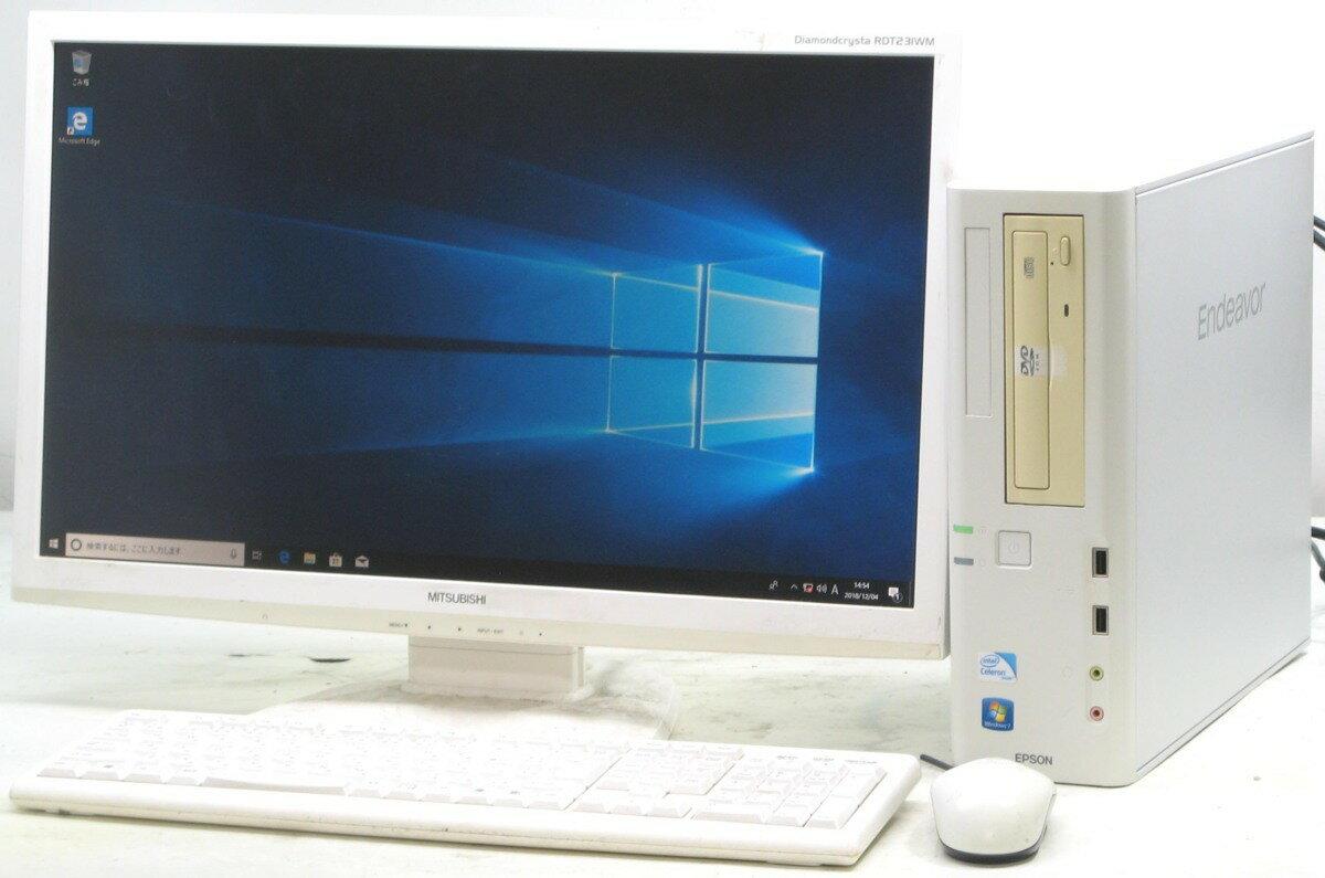 パソコン, デスクトップPC  EPSON Direct Endeavor AT990E23( Windows10)PC