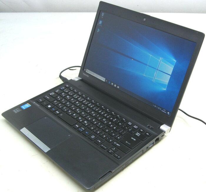 中古ノートパソコン 東芝 dynabook R734/M PR734MAF187AD71 Windows10 Corei5 メモリ4GB 13.3インチ HDMI 無線 Bluetooth Webカメラ DVDスーパーマルチ 中古パソコン 中古PC