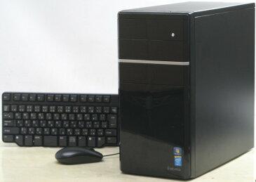 中古デスクトップパソコン MCJ ID7i-MN5010-i5-PRM444/504G Windows10 Corei5 メモリ4GB HDD500GB グラフィックボード DVDスーパーマルチ 中古パソコン 中古PC