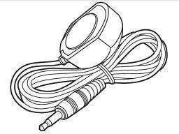【定形外郵便対応可能】 Panasonic パナソニックホームシアター サウンドセット用 Irシステムケーブル部品コード:SFQ0014