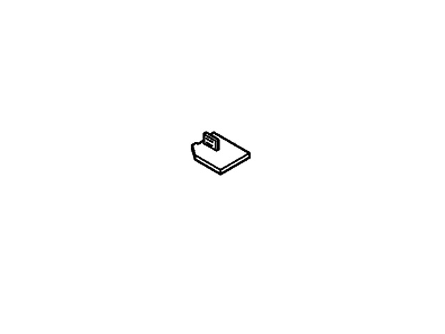 【定形外郵便対応可能】Panasonic(パナソニック)除湿機・除湿乾燥機用 タンクキャップ部品コード:FFJ3850016