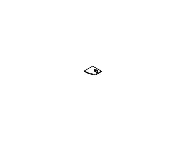 【定形外郵便対応可能】Panasonic(パナソニック)除湿機・除湿乾燥機用 タンクキャップ部品コード:FFJ3850018