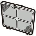 SHARP(シャープ) プラズマクラスタースチーマー用 フィルター部品コード:2203370003  ...