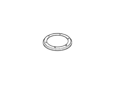 【定形外郵便対応可能】Panasonic(パナソニック)IHジャー炊飯器用 なべパッキン部品コード:ARB80-745【宅コ】