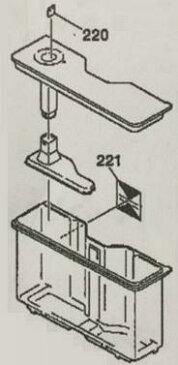 ◆三菱◆◆◆MITSUBISHI ミツビシ用◆◆ ジャー炊飯器 タンク組立■三菱電機■ 注文コード:M15E53345AS- 対応機種:NJ-XS103J