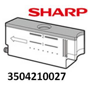 ◆SHARP ウォーターオーブン用 水タンク◆◆◆シャープ ヘルシオ◆◆部品コード:3504210027■新品 対応機種:AX-PX1-R AX-PX1-W AX-PX2-R AX-PX2-W