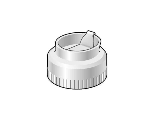 【Panasonic パナソニック(National ナショナル)】 ジューサーミキサー用タンブラーコップ ふた ミキサー用コップふた。 部品番号:AVB33-242-T0