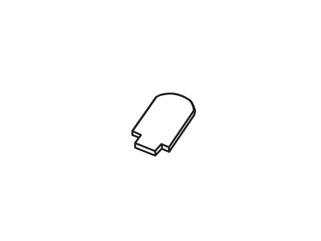 【メール便対応可能】【Panasonic(パナソニック) National(ナショナル)】ジューサーミキサー用 タンブラーコップふたパッキン 部品番号:AVB36-242【宅コ】